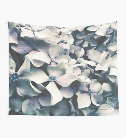 Look Back Wall Tapestry