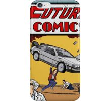 Future Comics iPhone Case/Skin