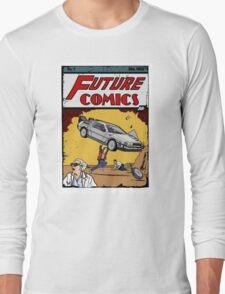 Future Comics Long Sleeve T-Shirt
