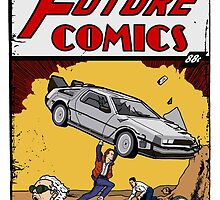 Future Comics by edgarascensao