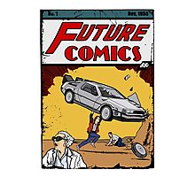 Future Comics Photographic Print