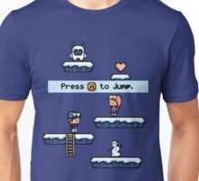 Pixel Video Game Unisex T-Shirt