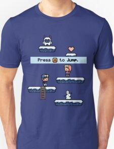 Pixel Video Game T-Shirt