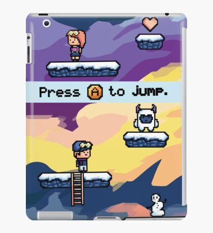 Pixel Video Game iPad Case/Skin