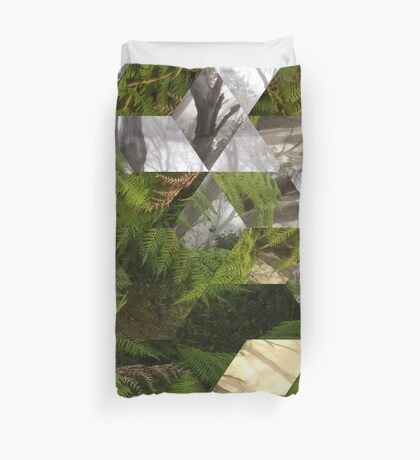 In This World Duvet Cover
