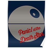 Panic! at the Death Star Poster