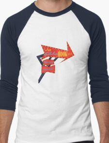 Visit Fabulous Hook Isle Men's Baseball ¾ T-Shirt