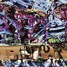 flamingo lingerie by Joshua Bell
