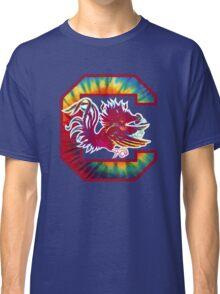 Trippy Gamecock Classic T-Shirt