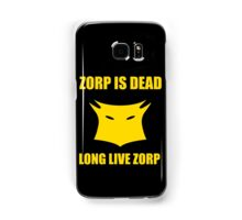 Long Live Zorp Samsung Galaxy Case/Skin