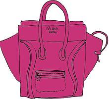 3 C bag by whatkimydid