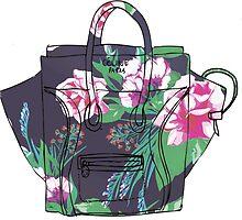 Flo bag by whatkimydid