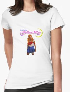 Sailor Mon Womens Fitted T-Shirt