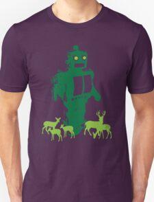 Robots and Nature II Unisex T-Shirt