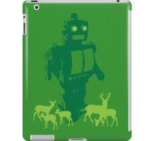 Robots and Nature II iPad Case/Skin