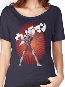 UltraMan Japanese Fun Time Women's Relaxed Fit T-Shirt