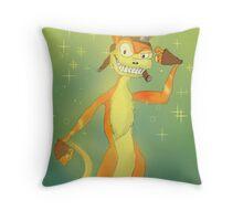 Daxter-tude Throw Pillow