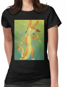 Daxter-tude Womens Fitted T-Shirt