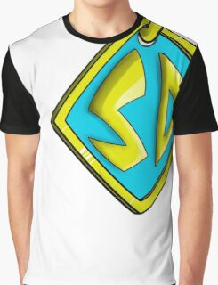 Scooby-Doo tag Graphic T-Shirt