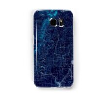 New York NY Saratoga 148430 1902 62500 Inverted Samsung Galaxy Case/Skin