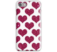 Big Hearts in PINK iPhone Case/Skin
