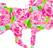 Lilly Hoarse Sticker