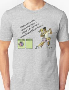 Laundry Dance T-Shirt