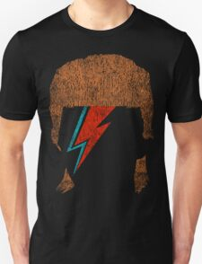 "David Bowie Vintage Tees""  T-Shirt"