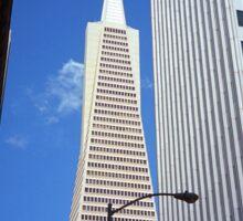 San Francisco - Transamerica Pyramid Building Sticker