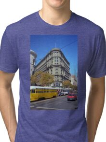 San Francisco 2007 Tri-blend T-Shirt