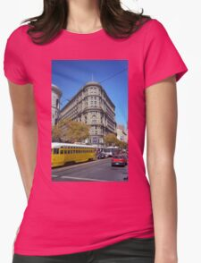 San Francisco 2007 Womens Fitted T-Shirt