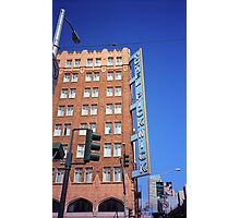 San Francisco Hotel Pickwick Photographic Print