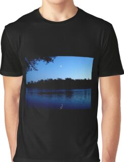 Backyard Boating II Graphic T-Shirt