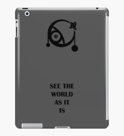 The Eye of Science iPad Case/Skin