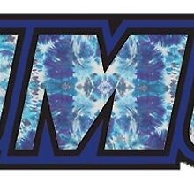 JMU Tie Dye by Nat Pack