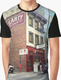 San Francisco Bar 2007 Graphic T-Shirt