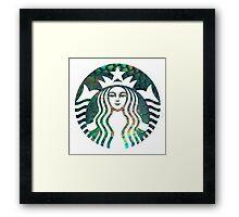 Starbucks Framed Print