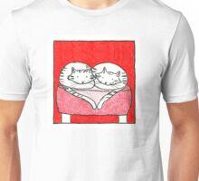 Cuddle cats Unisex T-Shirt