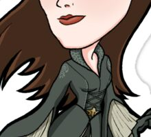 Lord of the Rings - Arwen with Sword Sticker