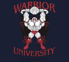 Warrior University Kids Tee