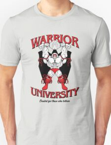 Warrior University T-Shirt