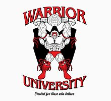 Warrior University Unisex T-Shirt