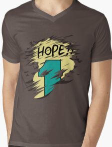Hope!! Mens V-Neck T-Shirt