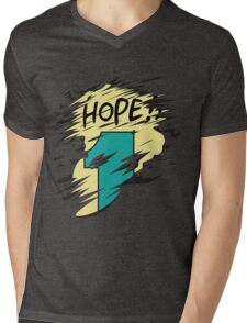 Hope!! Mens V-Neck T-Shirt