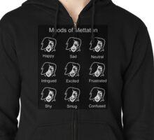 Moods of Mettaton Zipped Hoodie
