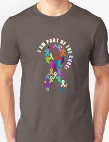 I Am Part of the Cure! T-Shirt