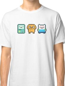 8-bit Jake Finn & Beemo Classic T-Shirt