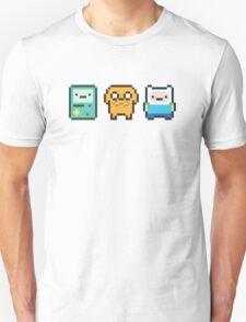 8-bit Jake Finn & Beemo Unisex T-Shirt