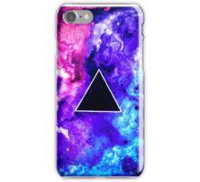 Solar Warp: Black Hole Trinity iPhone Case/Skin