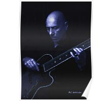 Jazz in Blue Poster